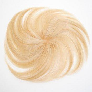 HAIR COUTURE MONO-FILAMENT TOP PIECES by Sleek HC  MONO TOP PIECE HUMAN HAIR