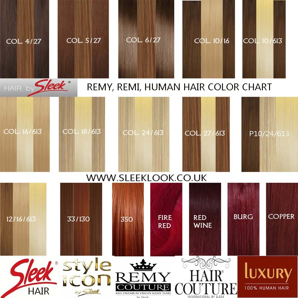 Sleek Triple Weft Hair Extensions 150g Hair Couture Remy Gold