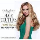 HAIR COUTURE REMY GOLD ALL LENGTH