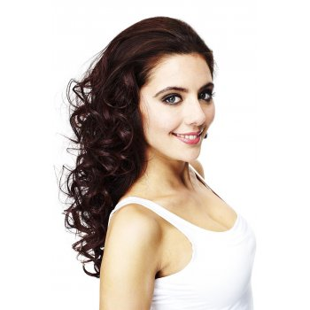 HAIR COUTURE SOFT HALF WIGS PREMIUM SYNTHETIC by Sleek HC LUXURY HALF WIG BLOSSOM