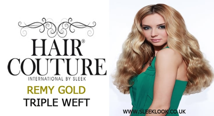HAIR COUTURE TRIPLE WEFT BY SLEEK