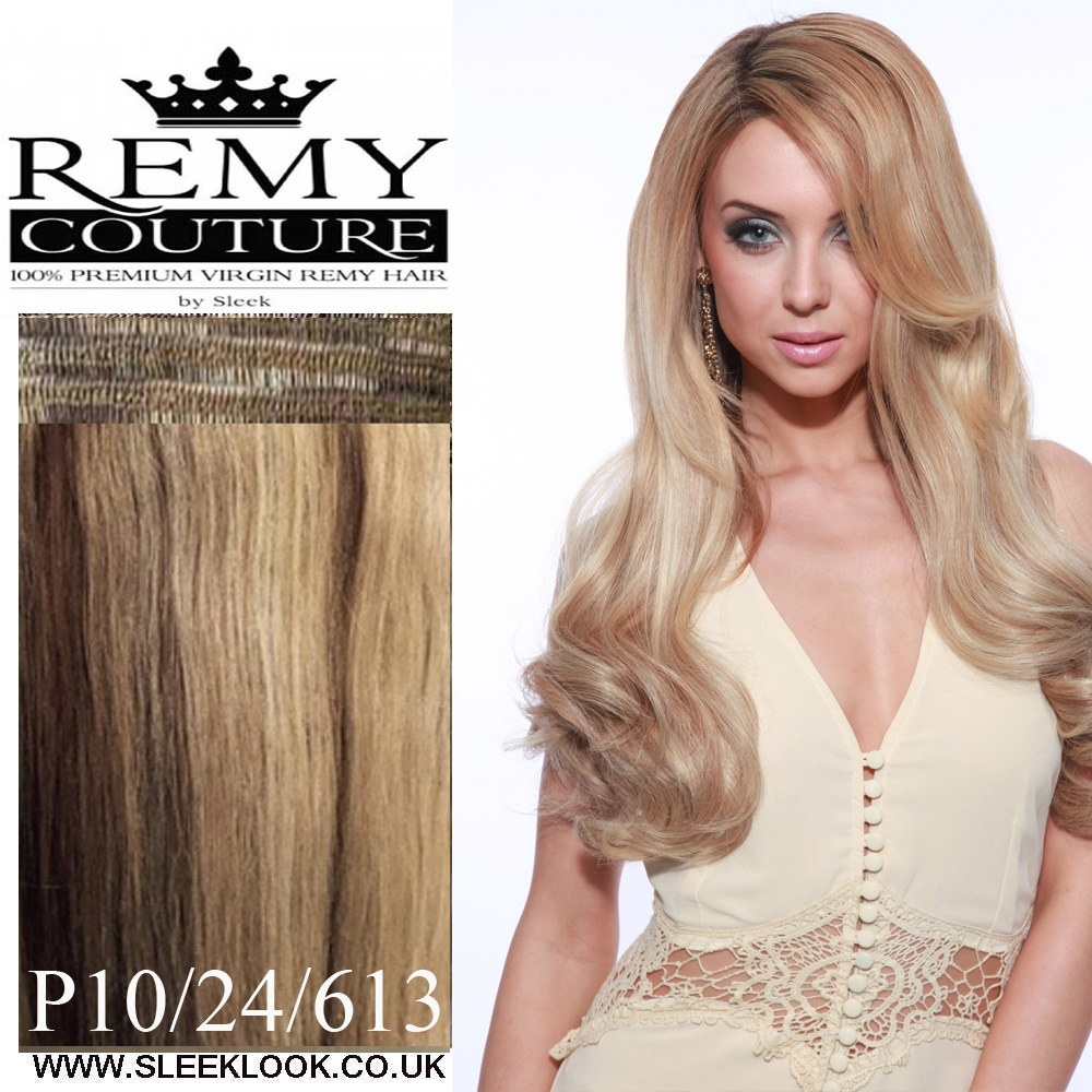 Sleek Remy Couture Remi Hair Extensionssleeklook