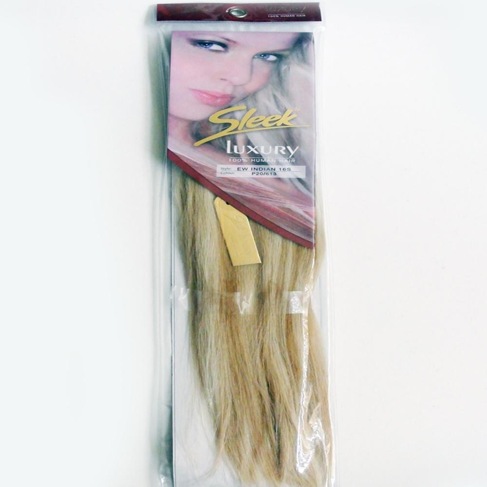 Sleek Luxury Hair Extensions Ew Indian Human Hair