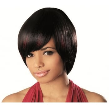 SLEEK WIG FASHION HUMAN HAIR EVA WIG