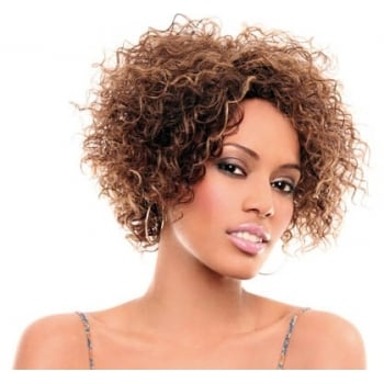 SLEEK WIG FASHION HUMAN HAIR WHITNEY WIG